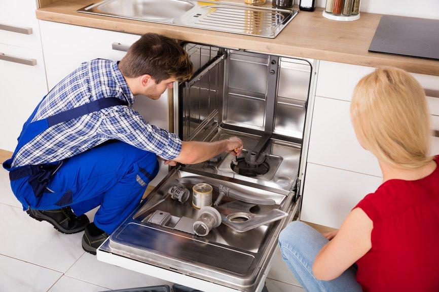 dishwasher repair norman oklahoma