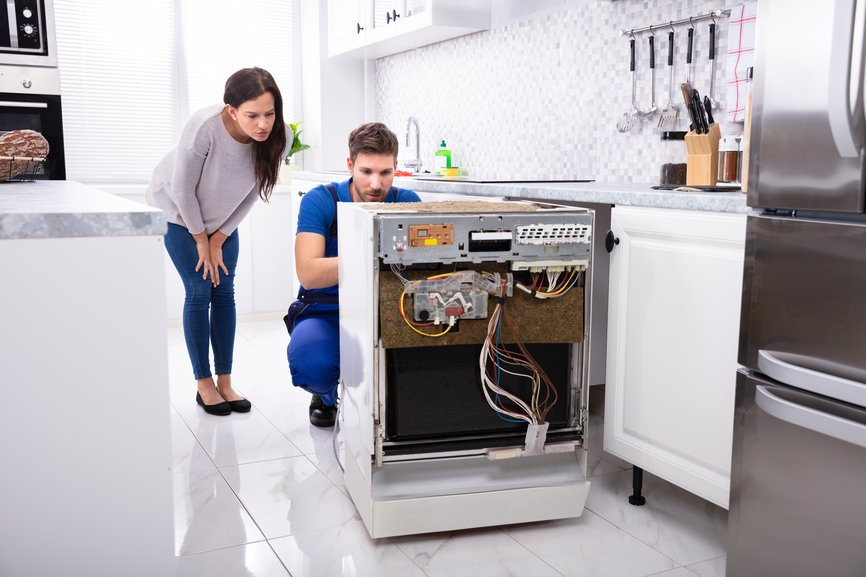 dishwasher repair norman oklahoma